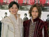 公開ゲネプロを終え、充実した表情を見せていた(左から)高木雄也、八乙女光 (C)ORICON NewS inc.