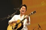 東京ドームで5ヶ月に及ぶライブのファイナルを迎えた福山雅治