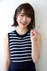 『この指と〜まれ!』ポーズの指原莉乃 (C)ORICON NewS inc.