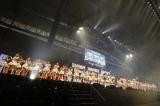 AKB48全国握手会イベントのミニライブの模様(C)AKS