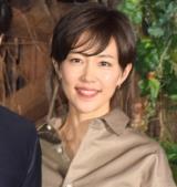 映画『ジュラシック・ワールド/炎の王国』の記者会見に出席した木村佳乃 (C)ORICON NewS inc.
