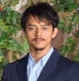 映画『ジュラシック・ワールド/炎の王国』の記者会見に出席した満島真之介 (C)ORICON NewS inc.