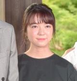 映画『羊と鋼の森』の記者会見に出席した上白石萌音 (C)ORICON NewS inc.