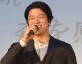 映画『羊と鋼の森』の記者会見に出席した鈴木亮平 (C)ORICON NewS inc.