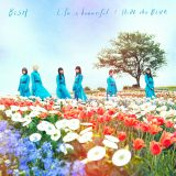 BiSH両A面シングル「Life is beautiful/HiDE the BLUE」CD盤