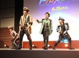 映画『ドルメンX』公開記念特別試写会ファン感謝デー (C)ORICON NewS inc.