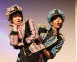 映画『ドルメンX』公開記念特別試写会ファン感謝デーに出席した小越勇輝と志尊淳 (C)ORICON NewS inc.