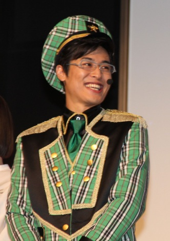 映画『ドルメンX』公開記念特別試写会ファン感謝デーに出席した堀井新太 (C)ORICON NewS inc.