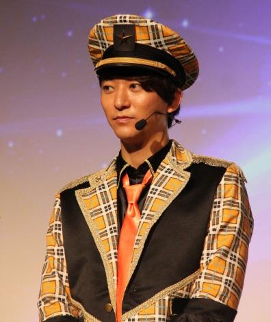 映画『ドルメンX』公開記念特別試写会ファン感謝デーに出席した浅香航大 (C)ORICON NewS inc.
