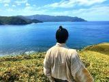 『西郷どん』オフショットを公開した鈴木亮平(写真はオフィシャルブログより)