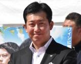 第4回『日本ワインMATSURI祭』オープニングセレモニーに出席した柿崎ゆうじ監督 (C)ORICON NewS inc.