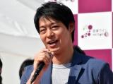 第4回『日本ワインMATSURI祭』オープニングセレモニーに出席した出合正幸 (C)ORICON NewS inc.