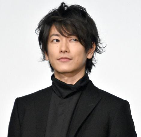 佐藤健=映画『いぬやしき』の初日舞台あいさつ (C)ORICON NewS inc.