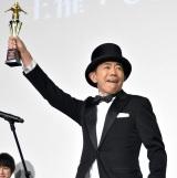 映画『いぬやしき』の初日舞台あいさつに出席した木梨憲武 (C)ORICON NewS inc.