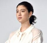 映画『いぬやしき』の初日舞台あいさつに出席した三吉彩花 (C)ORICON NewS inc.