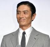 映画『いぬやしき』の初日舞台あいさつに出席した伊勢谷友介 (C)ORICON NewS inc.