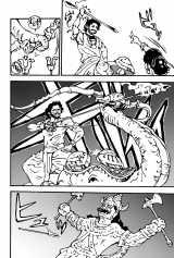 映画コミカライズ『バーフバリ〜王の凱旋〜』の第一話特別掲載(C)幻冬舎コミックス