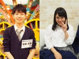 テレビ東京『青春高校3年C組』5月30日は歌のテストを実施します(左から)中本大賀(※取材日に欠席だったため)、トーマス(大下美瑠)(C)ORICON NewS inc.