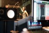 ディズニー・チャンネルのオリジナル・ムービー『ディセンダント3』(仮題)レコーディング中のチャイナ・アン・マックレーン(ウーマ役)(C)Disney