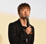 映画『虹色デイズ』(7月6日公開)の完成披露試写会で告白シーンで佐野玲於「ずっと見ているよ」 (C)ORICON NewS inc.