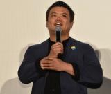 映画『虹色デイズ』(7月6日公開)の完成披露試写会に出演した飯塚健監督 (C)ORICON NewS inc.
