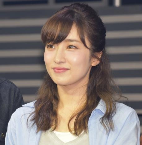 ミュージカル『DAY ZERO』の囲み取材に出席した梅田彩佳 (C)ORICON NewS inc.