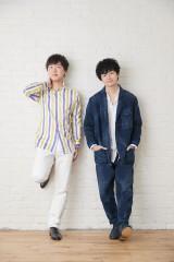 『BLACK SHIP』CEOの(左から)立花慎之介・福山潤