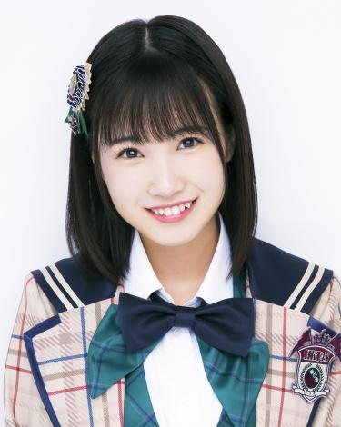 HKT48・朝長美桜(C)AKS