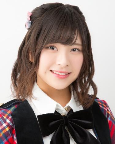AKB48・佐藤栞(C)AKS
