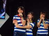 STU48デビュー曲センターの瀧野由美子が速報53位(C)AKS