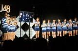香川のライブ会場で発表を見守ったSTU48(C)AKS