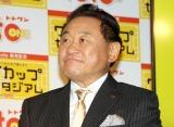 サッカー日本代表23名を分析した松木安太郎 (C)ORICON NewS inc.