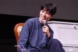 4日放送のフジテレビ系連続ドラマ『コンフィデンスマンJP』第9話副音声を担当する東出昌大 (C)フジテレビ
