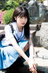 『週刊ヤングジャンプ』26号に登場するりおちょん (C)Takeo Dec./集英社