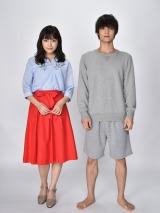 """""""笑えるバカップル""""誕生(C)テレビ朝日"""