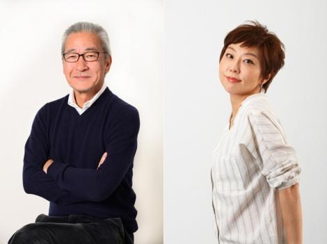 (左から)大竹まこと、室井佑月
