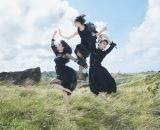 Perfume、グアムの大自然で魅せた美しすぎるダンス