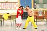 (左から)すっちーと吉田裕