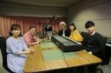 楽屋で森彩乃の鍵盤テクニックに迫る(C)NHK