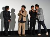 映画『50回目のファーストキス』公開記念舞台あいさつ (C)ORICON NewS inc.