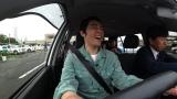 車の運転に挑戦した濱田祐太郎(C)カンテレ