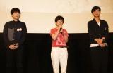 (左から)梶裕貴、小林由美子、櫻井孝宏 (C)ORICON NewS inc.