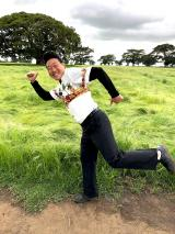 『24時間テレビ41 愛は地球を救う』チャリティーランナーとしてトライアスロンに挑戦するみやぞん (C)日本テレビ