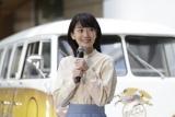 「キリン のどごしスペシャルタイム」プレス発表に出席した波瑠