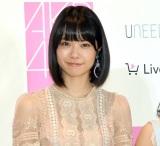 『AKB48グループ ファッションコンテンツ強化宣言』発表会に出席した小田えりな (C)ORICON NewS inc.