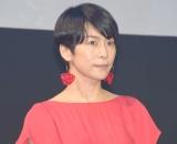 『SSFF&ASIA2018』のオープニングセレモニーに参加した西田尚美 (C)ORICON NewS inc.