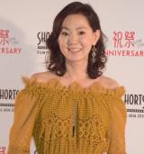 とよた真帆=『ショートショート フィルムフェスティバル&アジア2018』レッドカーペットの模様 (C)ORICON NewS inc.
