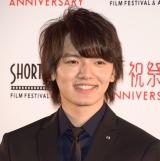 濱田龍臣=『ショートショート フィルムフェスティバル&アジア2018』レッドカーペットの模様 (C)ORICON NewS inc.