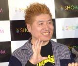 新番組『猫舌SHOWROOM』発表会に参加した吉田豪 (C)ORICON NewS inc.