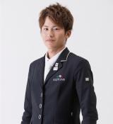 「馬術アンバサダーライダー」小牧加矢太選手